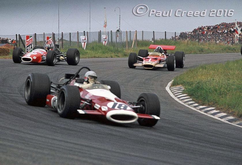Silvio Moser Racing Team Zoom Background 6